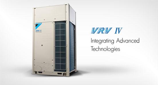 เครื่องปรับอากาศเชิงพาณิชย์ (VRV)